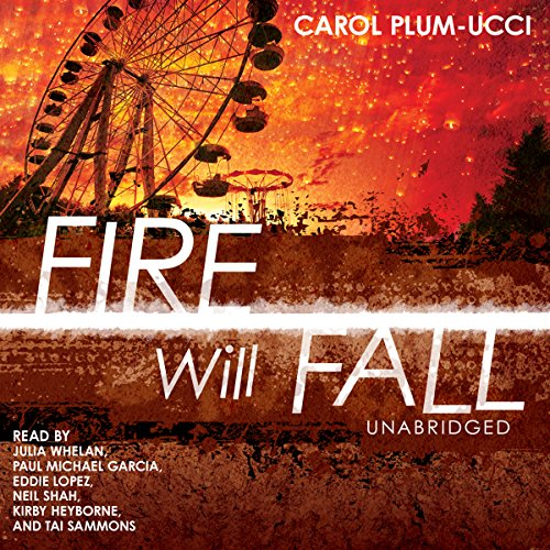 Fire Will Fall  Audiolibri