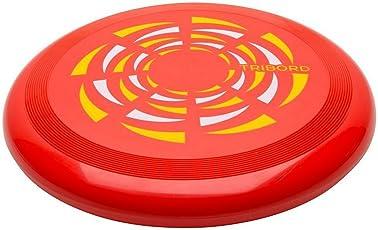 Inditradition Flying Disc (Frisbee) - 20 cm Diameter/Plastic - Lightweight & Durable
