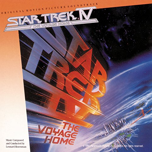 Star Trek IV: The Voyage Home (Original Motion Picture...