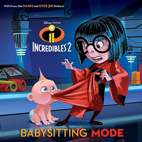 Babysitting Mode (Disney/Pixar Incredibles 2)