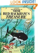 #8: Red Rackham's Treasure (Tintin)