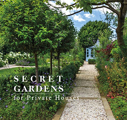 Secret gardens for private houses