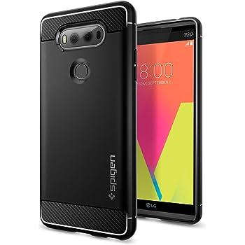 competitive price 9c250 87fcb LG V20 Case, OBLIQ [Flex Pro][Black] Slim Fit Scratch Resist Shock ...