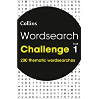 Wordsearch Challenge book 1: 200 themed wordsearch puzzles (Collins Wordsearches)