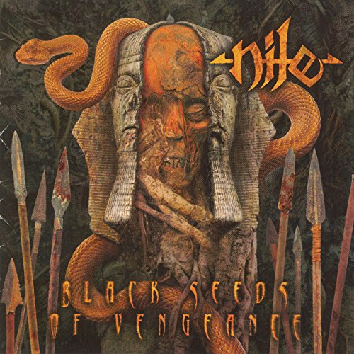 Nile: Black Seeds of Vengeance (Audio CD)