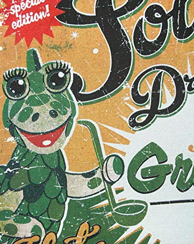 Zoom IMG-2 clangers soup dragons green women