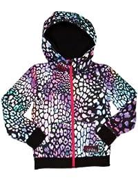 ONeill Tigereye 6 - Chaqueta de esquí para niña (negro), color