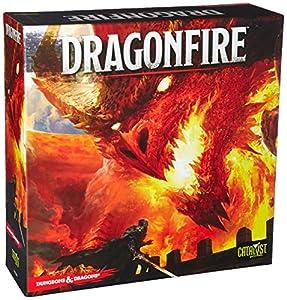 Catalyst Game Labs cat16000-de Tablero DragonFire dundd DBG