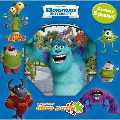 Monstruos University. Mi primer libro puzle (Disney. Monstruos University) 9