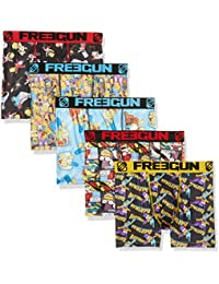 Freegun Simpson Packx5, Boxer Homme