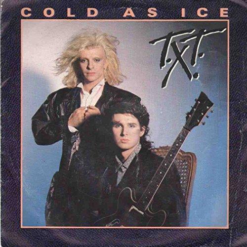 Cold as ice / Bad boys / CBSA 6551 - 6551 Vinyl