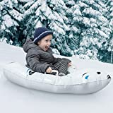 Slittino Gonfiabile Snow Boogie Orso Polare