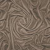 Lorenzo Cana Luxus Alpakadecke aus 100% Alpaka Wolle vom Baby - Alpaka flauschig weich Decke Wohndecke Sofadecke Tagesdecke Kuscheldecke mittelbraun