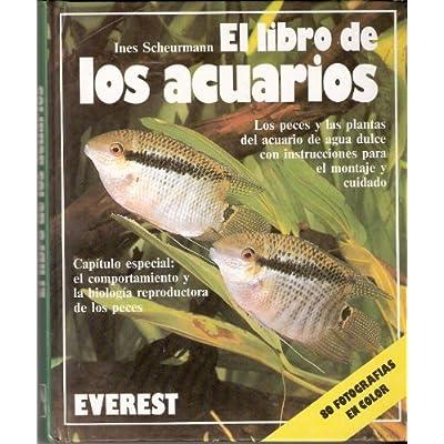 loviisemirela el libro de los acuarios los peces y las