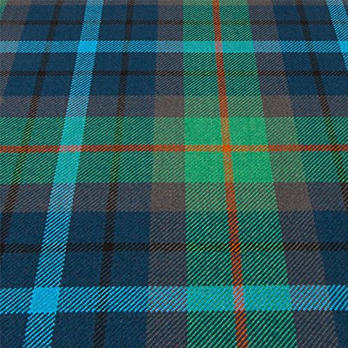 The Classic Kilt FabricOur heavy weight kilt fabric is firm and durable has an excellent swing and it is ideal for kilts, it is available in a collection of around 500 authentic tartans, estate styles checks and solid colours that last a lifetime,...