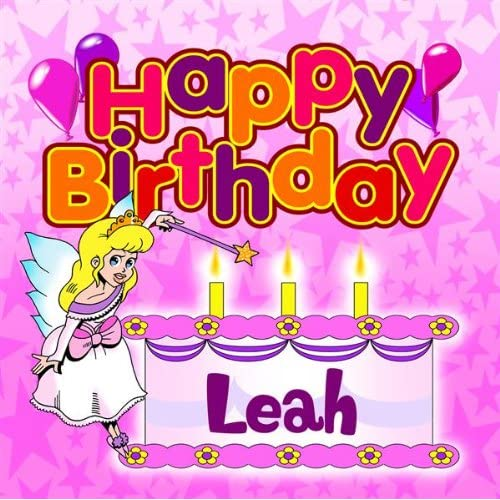 happy birthday leah the birthday bunch amazon co uk mp3