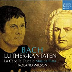Bach: Luther-Kantaten