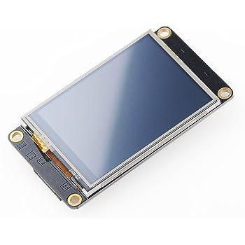 MakerHawk Nextion NX3224K024 Touch Display Enhanced Versions 2.4 Inch HMI LCD