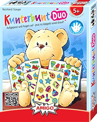 Amigo Spiele 3957 - Kunterbunt DUO