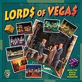 Mayfair Games MFG4120 Lords of Vegas 2nd Edition, Englisch, Brettspiel
