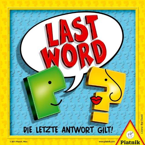 Piatnik 6300 - Last Word