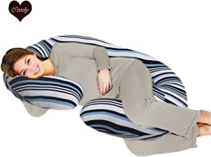 Shape - C Shaped Pregnancy Pillow