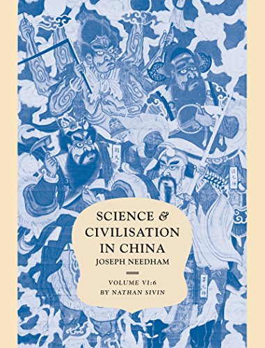 Science and Civilisation in China: Volume 6, Biology and Biological Technology, Part 6, Medicine (English Edition)