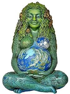 Millennial Gaia Statue Mother Earth