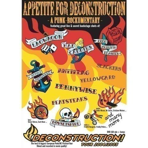 Preisvergleich Produktbild Appetite For Deconstruction [DVD]