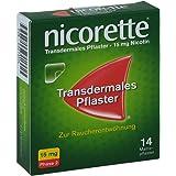 NICORETTE TX Pflaster 15 mg 14 St Pflaster transdermal