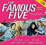 Five Run Away Together / Five on Finniston Farm (Famous Five)