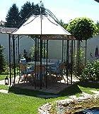 Pavillion Metall Pavillon Pavilion Gartenlaube Schmiedeeisen
