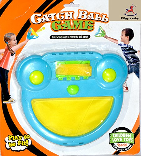 Vibgyor Vibes™ Throw & Catch Magic Ball-outdoor game for your young ones