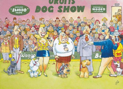 Wasgij 150 Teile Jigsaw Puzzle Mysteriöse Hunde Show - Hund Saw Puzzle Jig