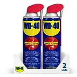 WD-40 – Lubrificante WD40 a doppia azione 500 ml – Pack 2 unità