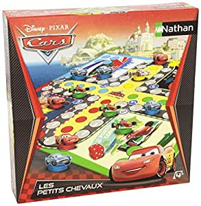 nathan 31308 jeu de soci t la course des champions cars 2 jeux et jouets. Black Bedroom Furniture Sets. Home Design Ideas
