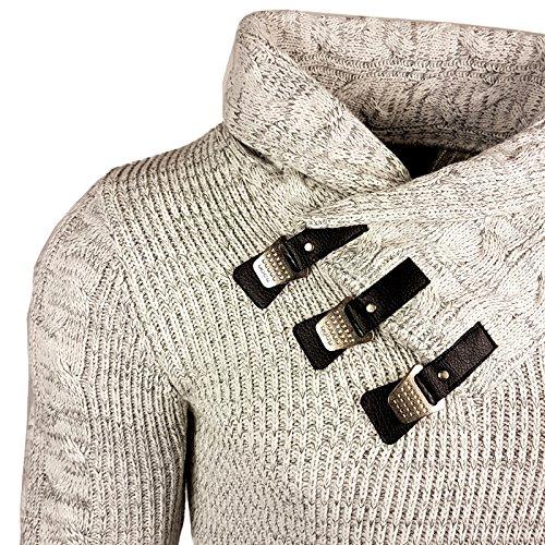 Subliminal Mode -  T-shirt - Uomo Bianco