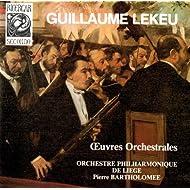 Lekeu: Œuvres orchestrales I