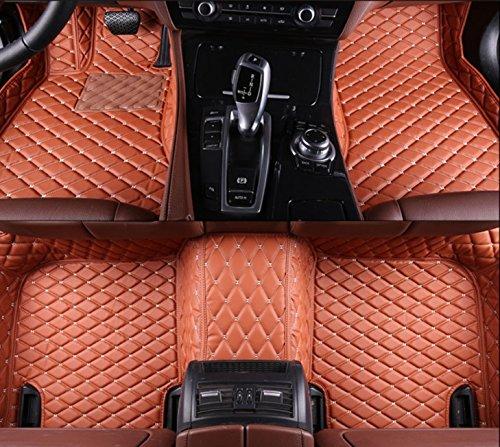 1set Personalizado Alfombrilla para el coche para Hyundai IX30 IX35 Accent I20 Elantra KIA Rio Sportage Cerat alfombra