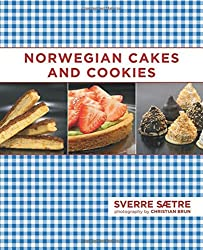 Norwegian Cakes and Cookies by Sverre Saetre (2012-02-29)
