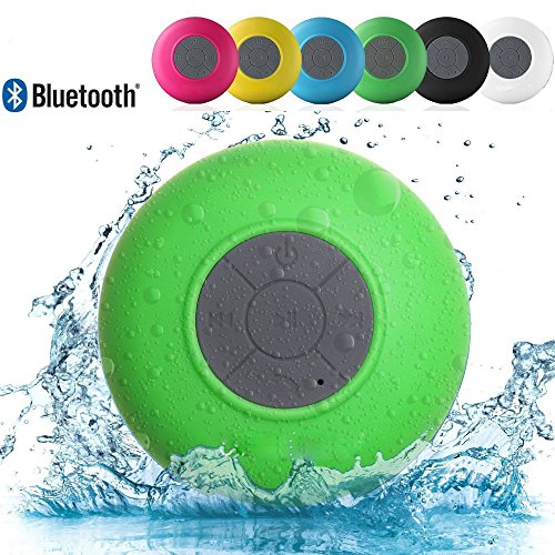 Link+ Link Plus Water Resistant Bluetooth Shower Speaker Assorted Color For Redmi Note 3