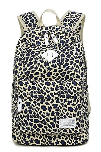 Longzibog Dual verstellbare Schultergurte und Hängeschlaufenband 2016 Neue Maedchen Rucksack Schulranzen Mehrfarbig 1