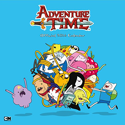 Official Adventure Time 2016 Square Calendar (Wall Calendar 2016) (Cartoon Network)