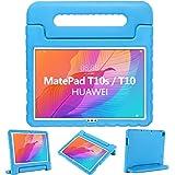 GOZOPO - Custodia per bambini compatibile con Huawei MatePad T10S/T10 2020, antiurto, con supporto per Huawei MatePad T10S /
