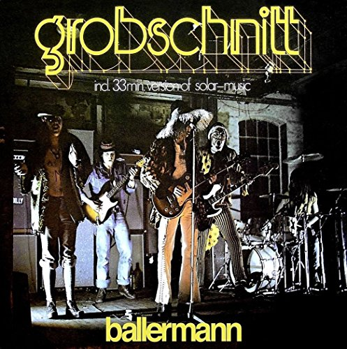 Grobschnitt: Ballermann (2015 Remastered) (Audio CD)
