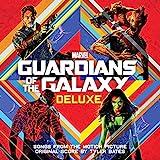 Guardians of the galaxy = Les Gardiens de la galaxie : BO du film de James Gunn / Tyler Bates   Bates, Tyler