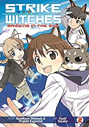 Strike Witches: Maidens in the Sky Vol. 2 by Humikane Shimada (2014-04-01)