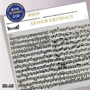 The Originals - Sonaten & Partiten Violin Solo Bwv 1001-1006/+