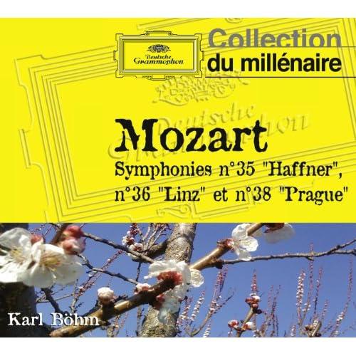 Mozart : Symphonies n° 35, 36 & 38