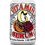 Best Organic Vitamin C Serum For Face With Hyaluronic Acids - Vitamin C Serum with Hyaluronic Acid for Face Review